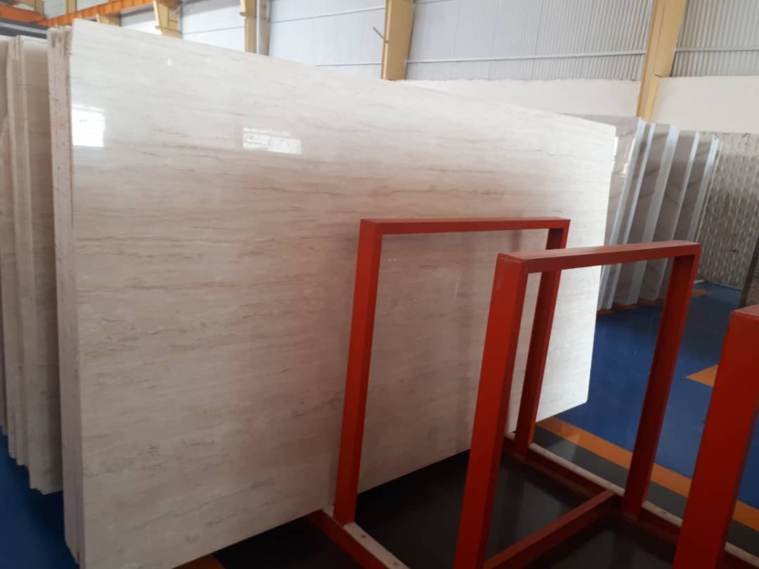 White Travertine natural stone