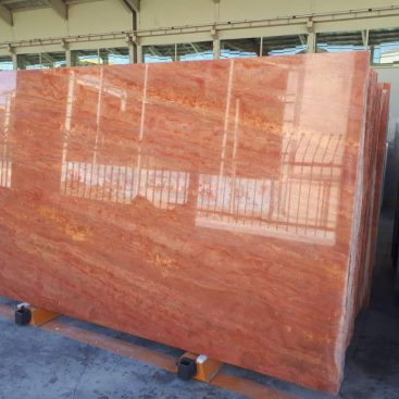 Red Travertine natural stone