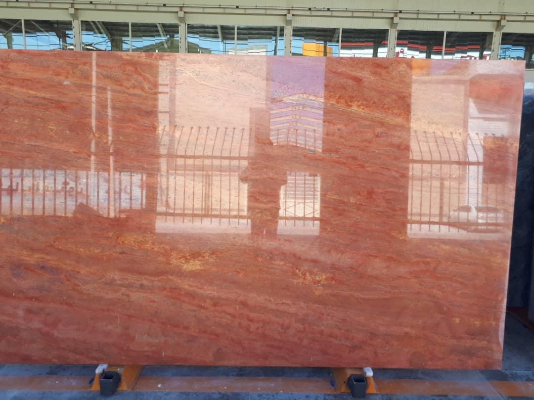 Red Travertine natural stone