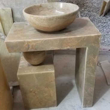 ISP STONE Washbasin