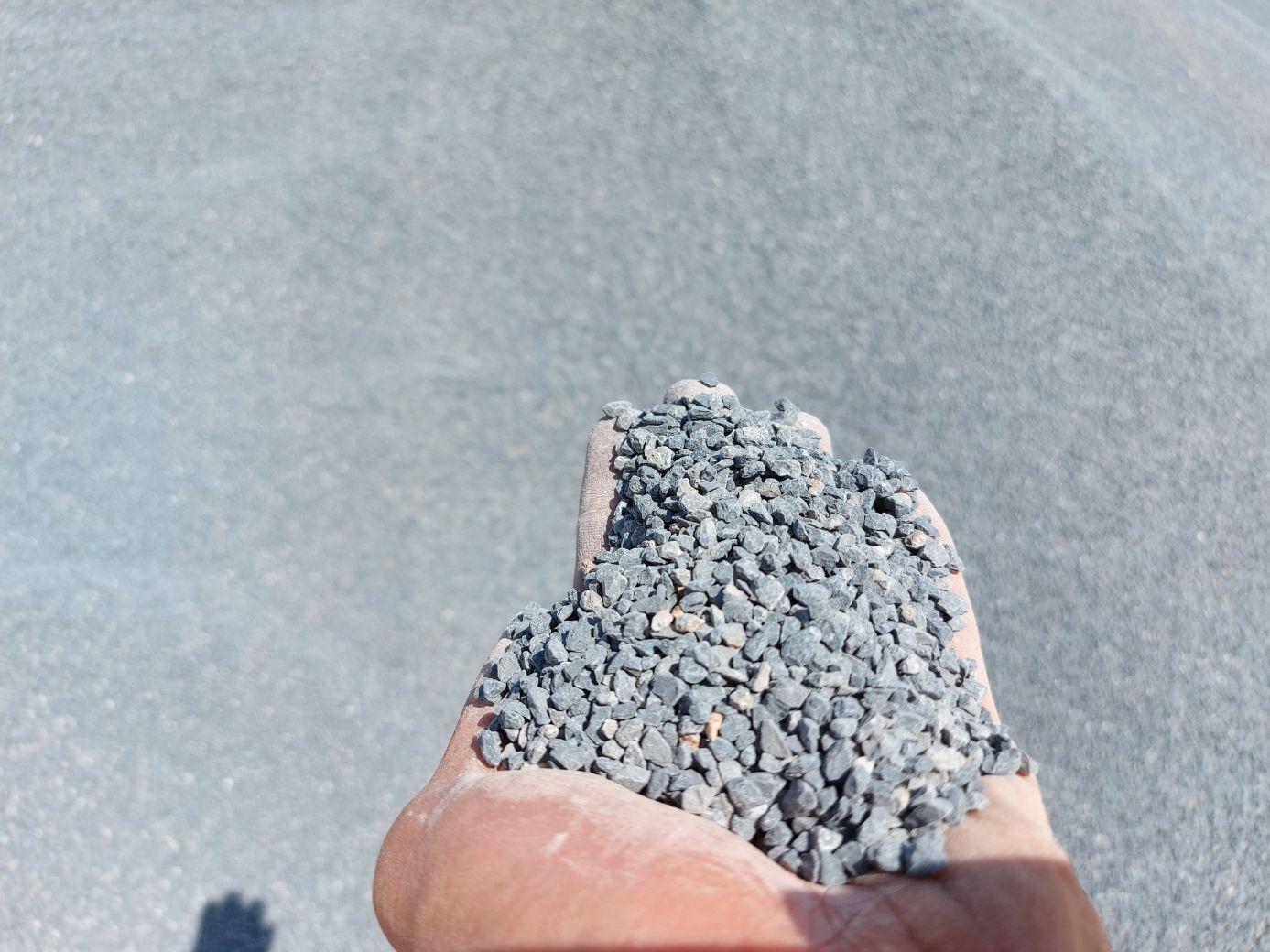 Gravel River Isp stone