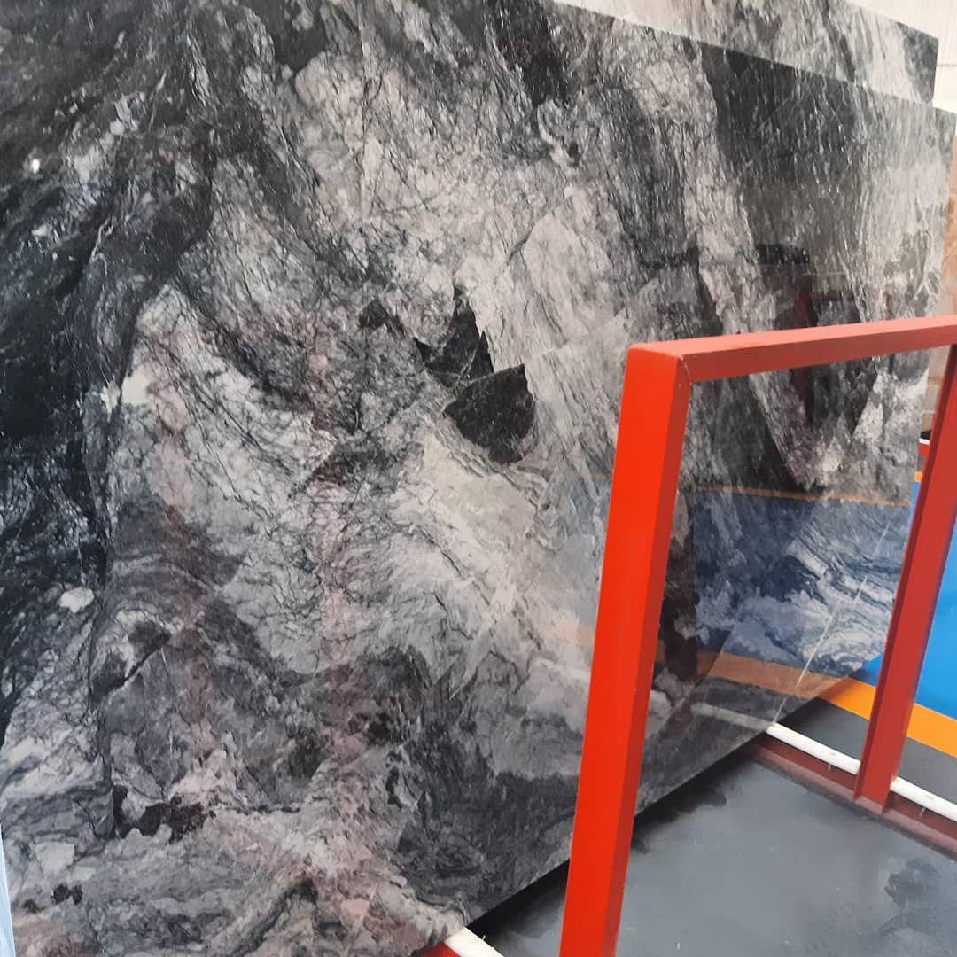 Wild Ocean Marble ISP Stone