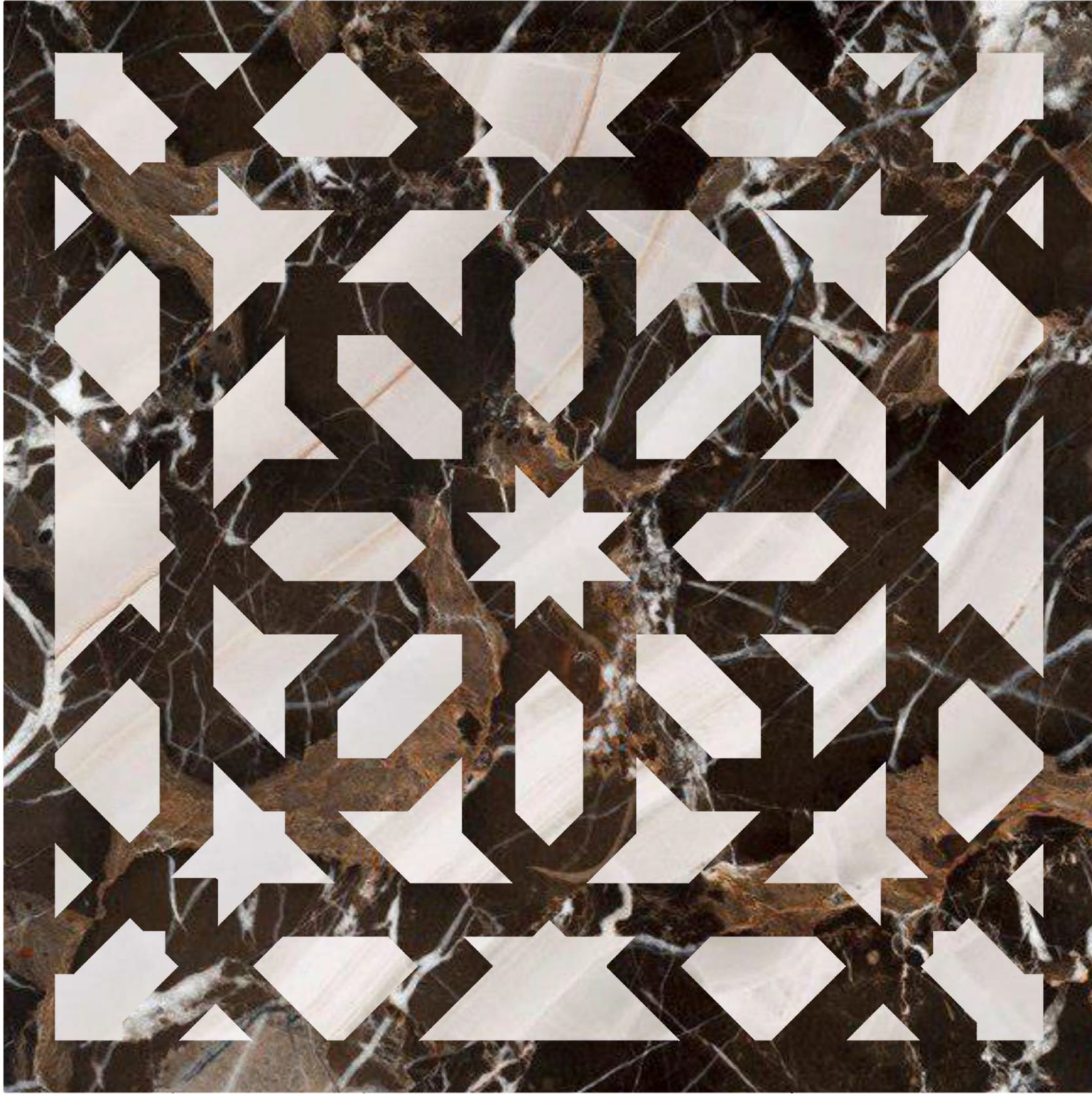 Engineered stone Persian Motive IM 01