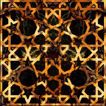Engineered stone Persian Motive IM