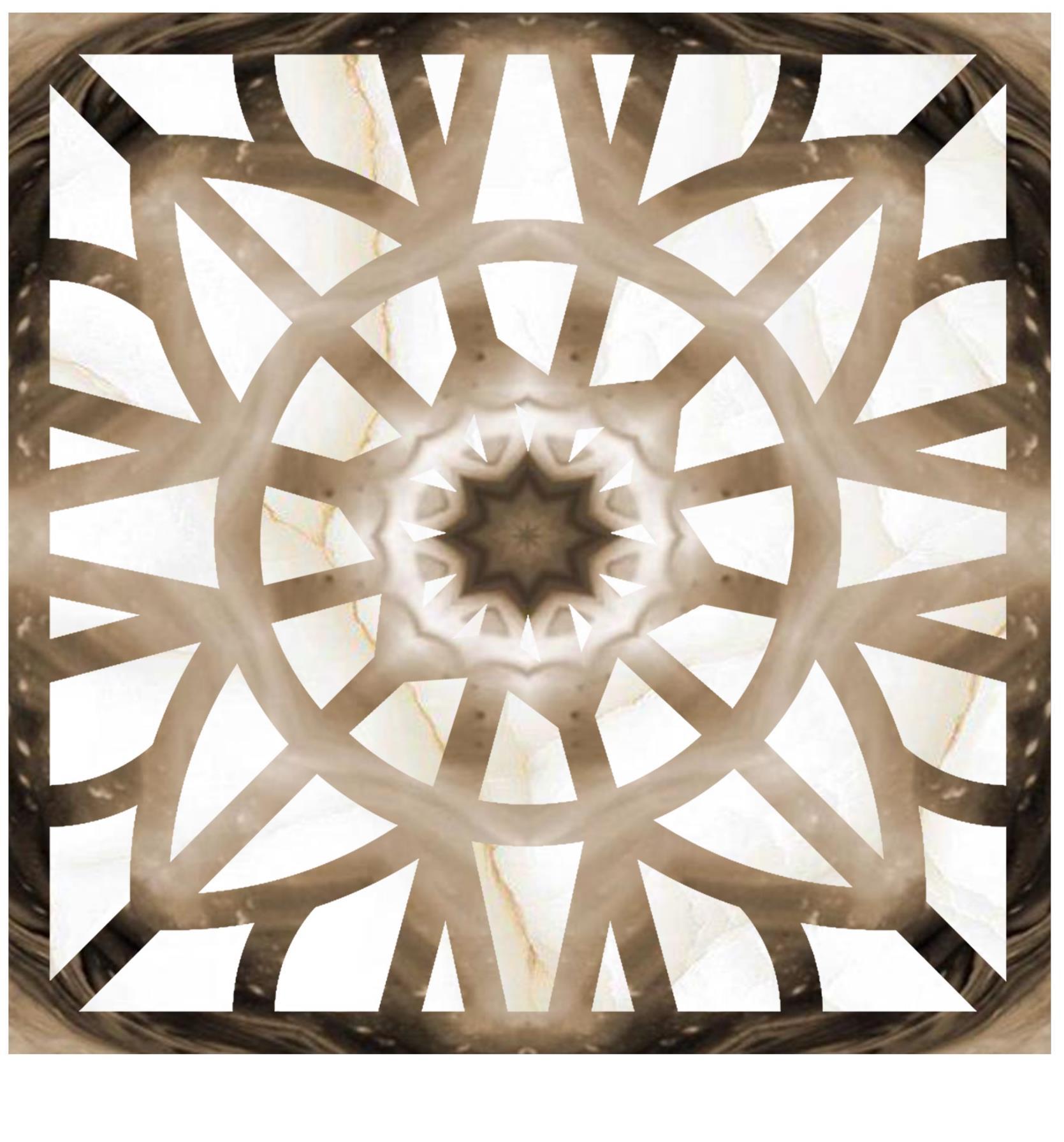 Engineered stone Persian Motive IM ISP